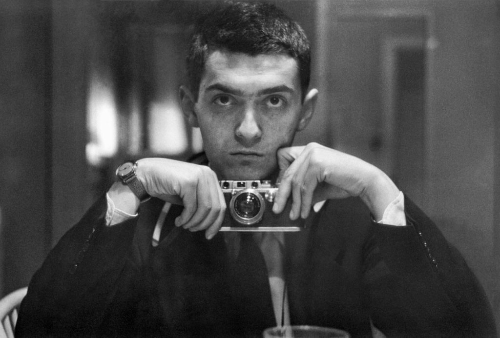 A young Stanley Kubrick (image: Wikipedia)
