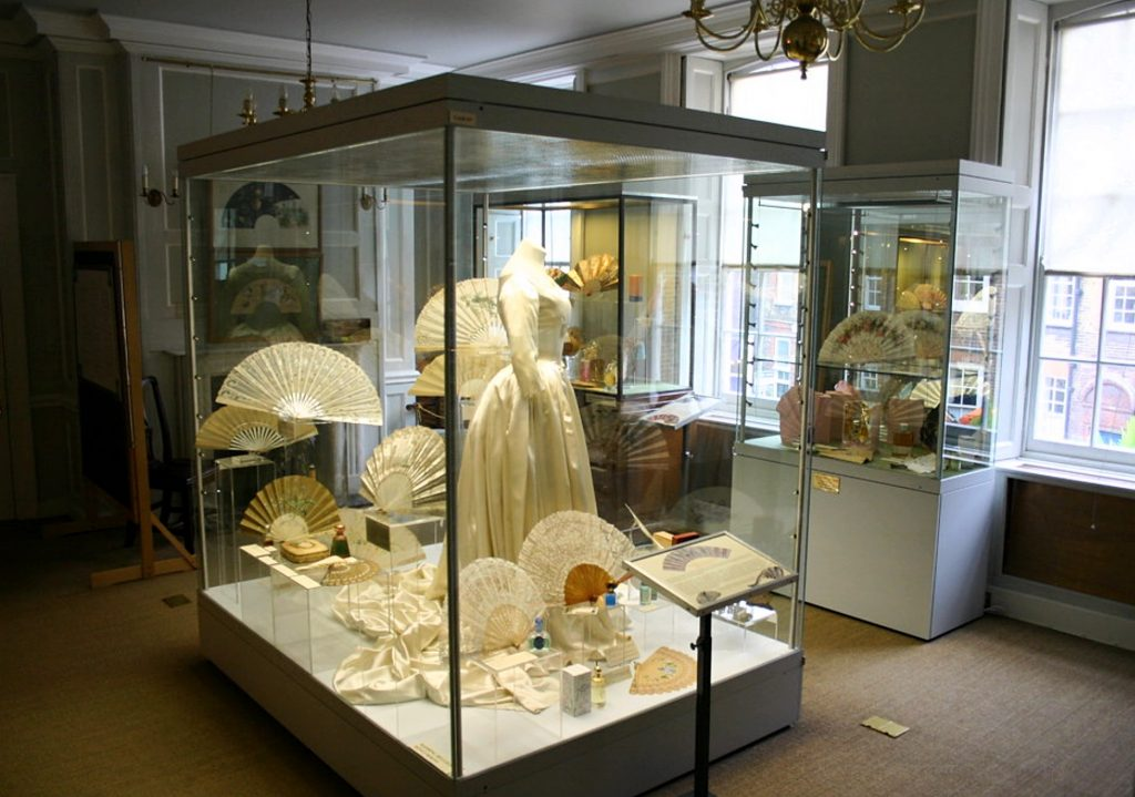 Quirky London Museums: The Fan Museum, Greenwich