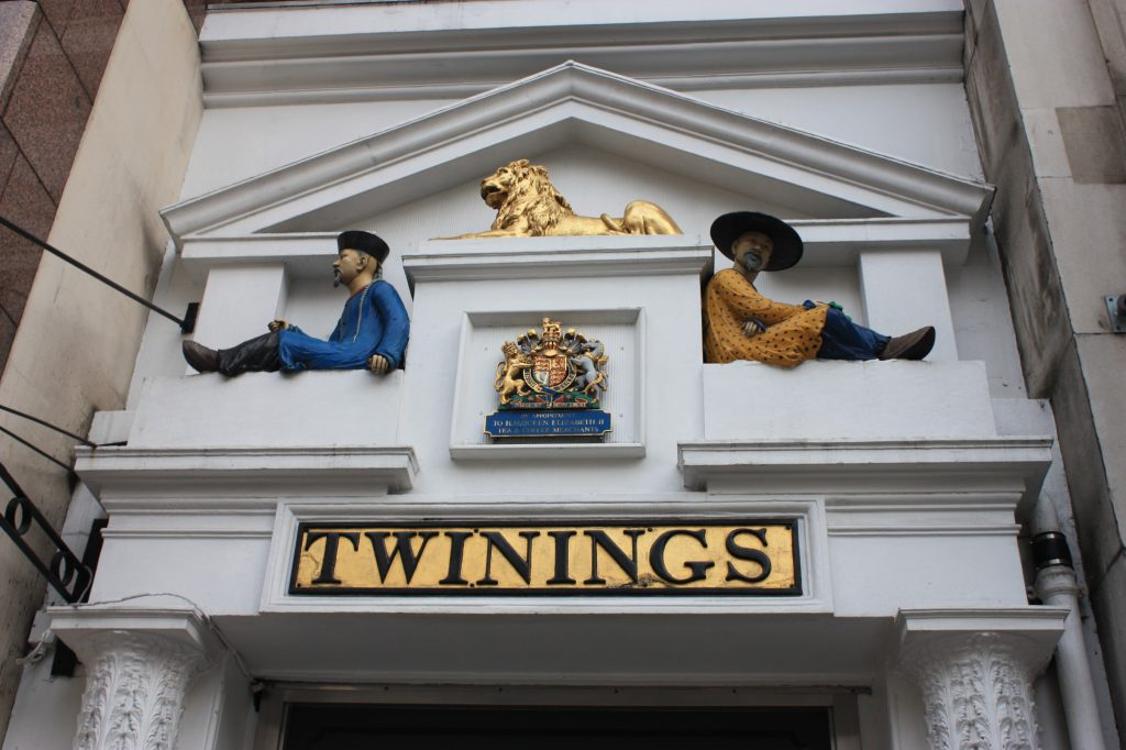 Quirky London Museums: Twinings Tea Shop, London