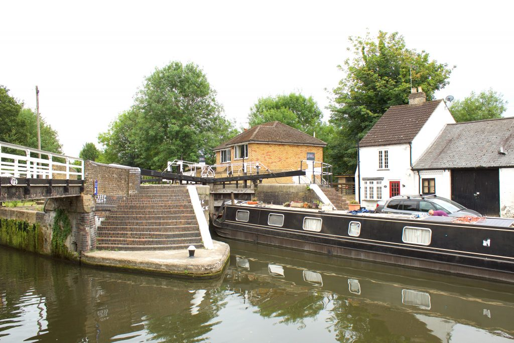 Batchworth Lock, Rickmansworth