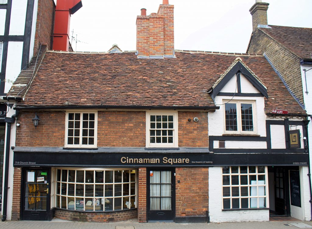 Cinnamon Square, Rickmansworth