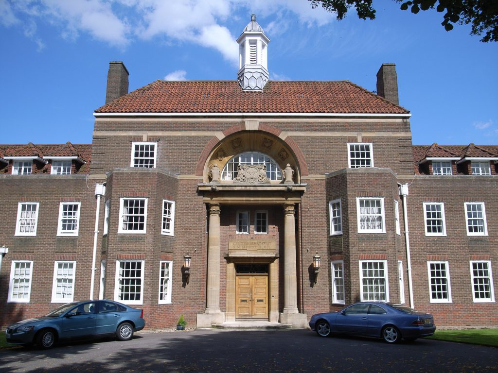 Royal Masonic School Rickmansworth (Wikipedia)