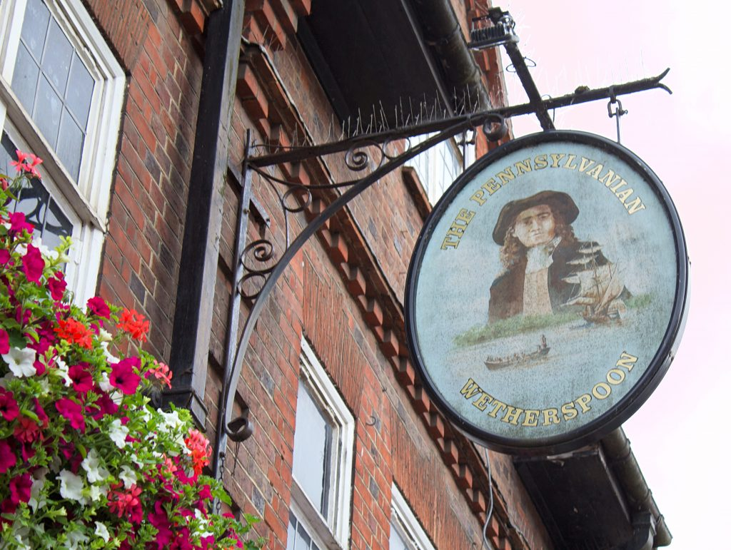 The Pennsylvanian Pub, Rickmansworth
