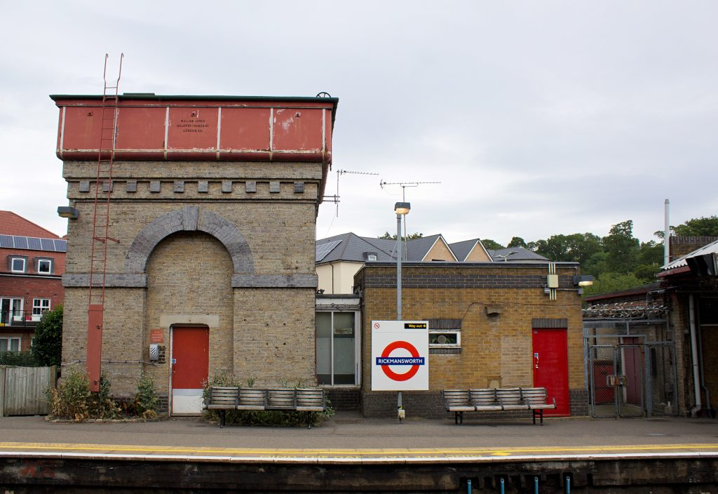 Water Tank, Rickmansworth Station