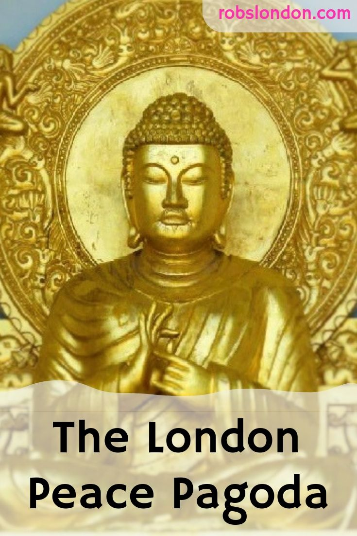 The London Peace Pagoda