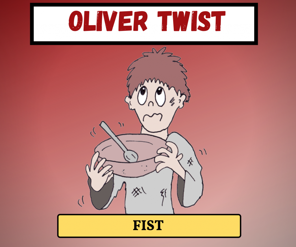 Cockney Rhyming Slang: Oliver Twist