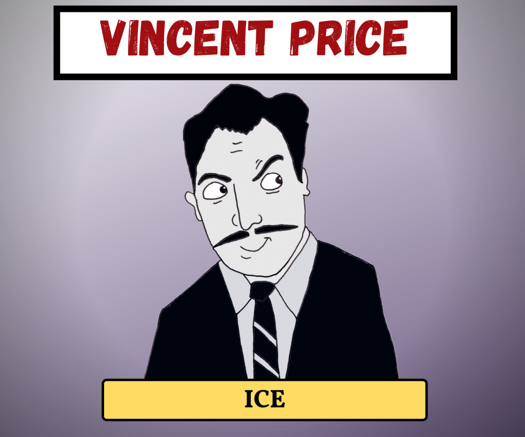 Cockney Rhyming Slang: Vincent Price