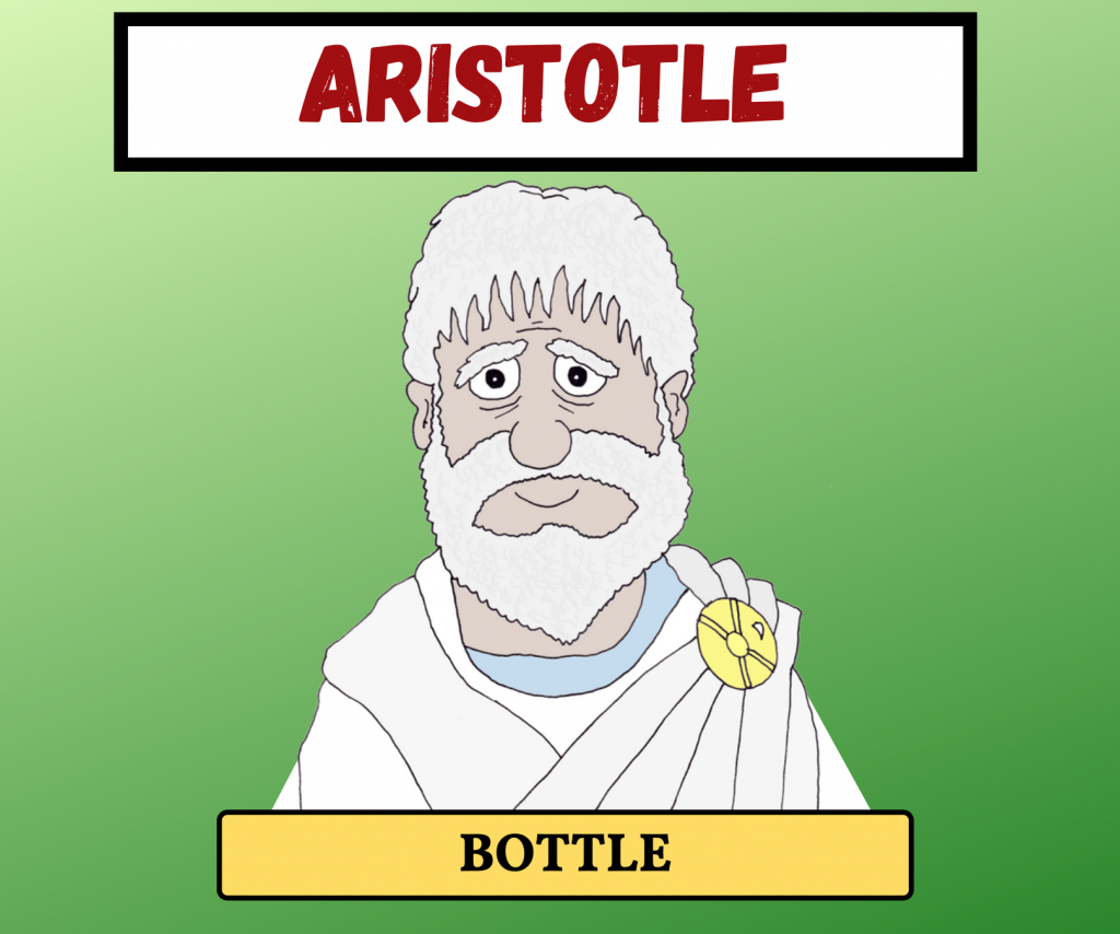 Cockney Rhyming Slang: Aristotle
