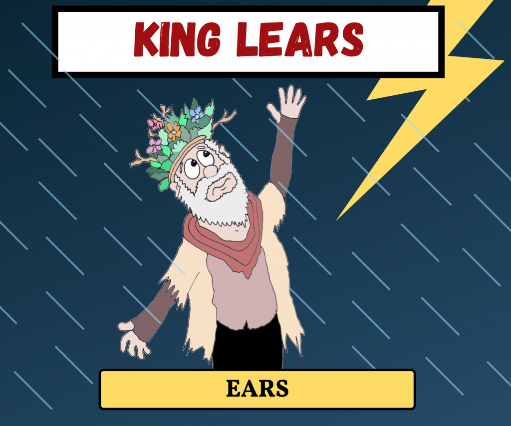 Cockney Rhyming Slang: King Lears