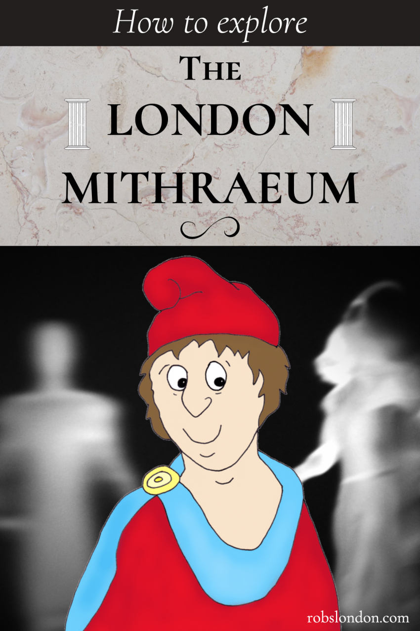 How to Explore the London Mithraeum robslondon.com