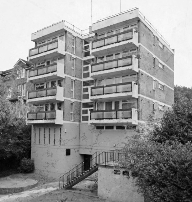 Cold War Bunkers: Pear Tree House Bunker, Sydenham (robslondon.com)