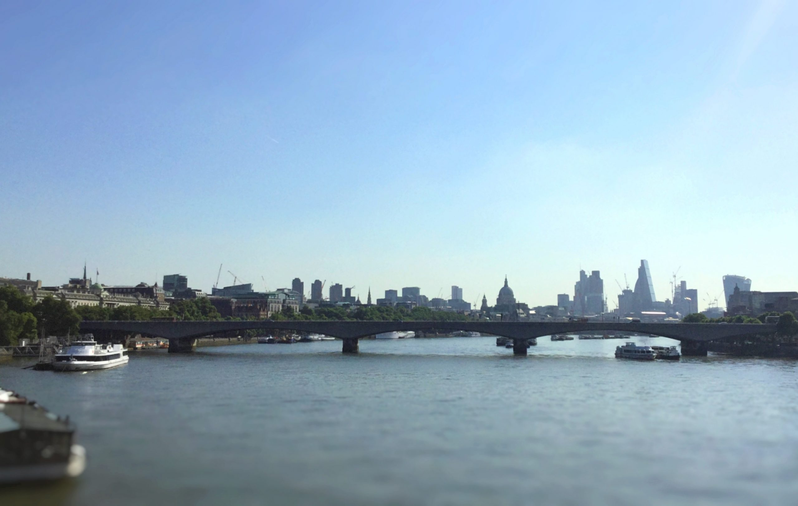 Waterloo Bridge (copyright Robert Lordan)