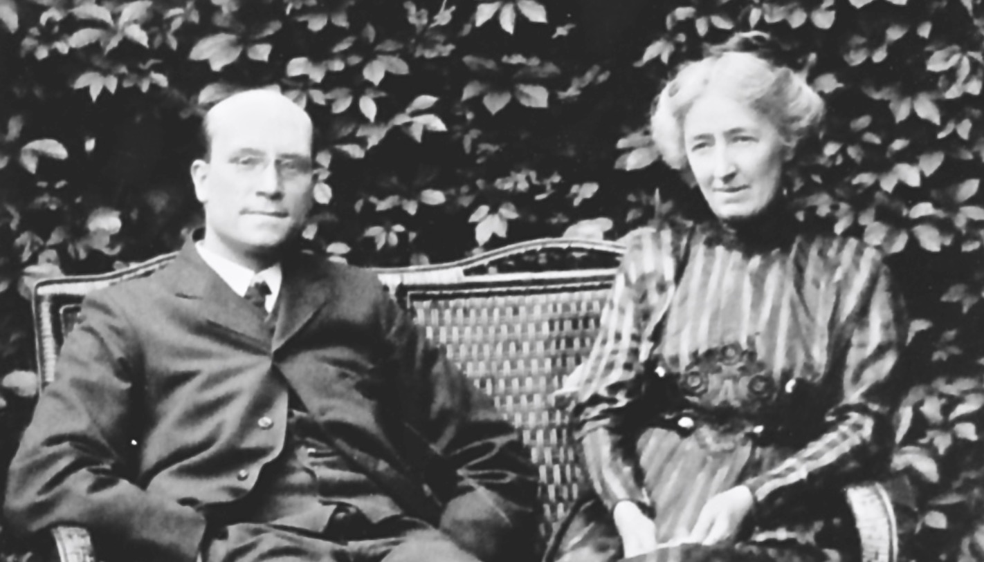Alfred and Ada Salter