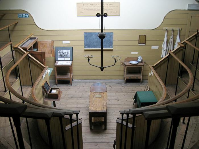 Medical London Lockdown Quiz: The Old Operating Theatre