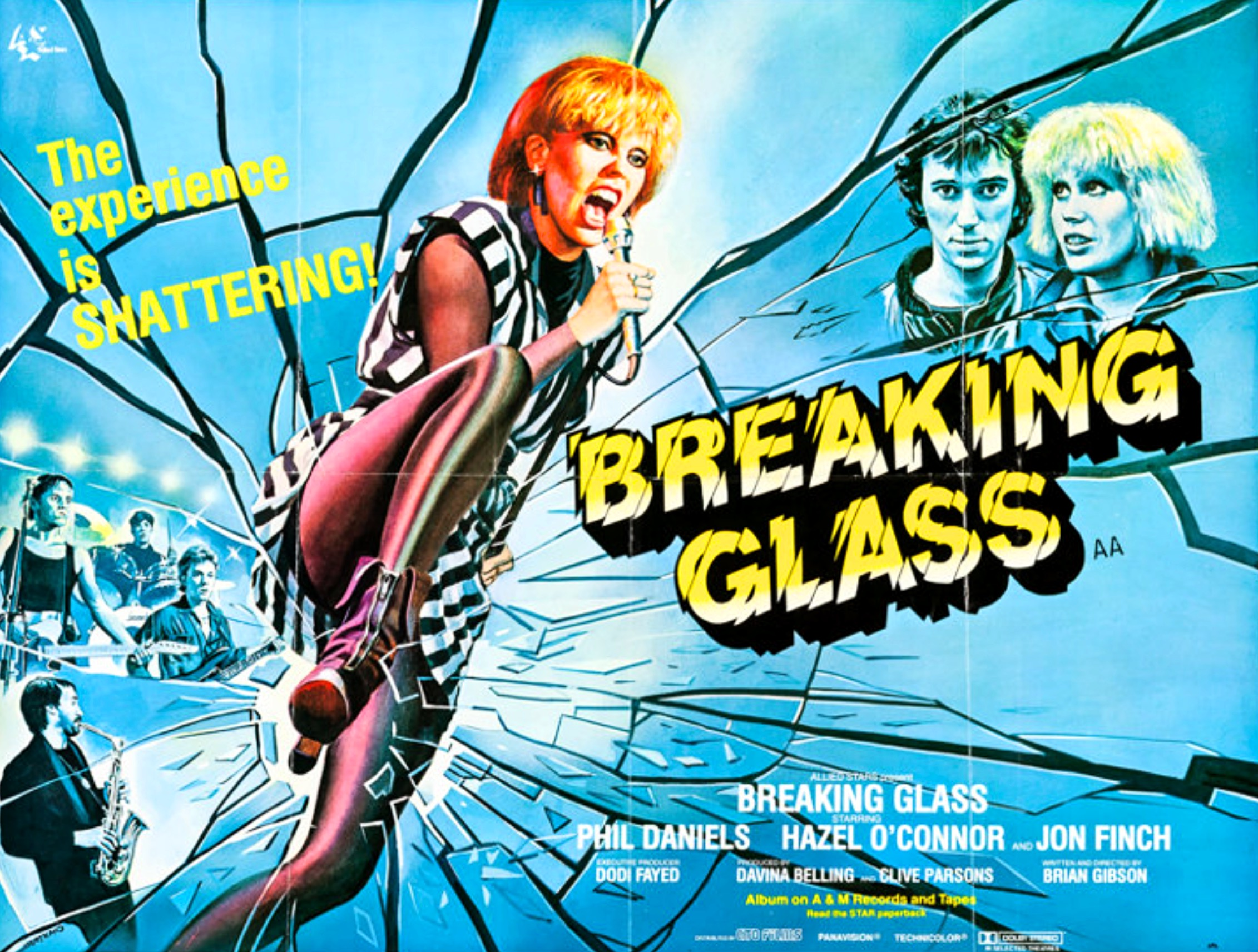 London Films and Documentaries - Breaking Glass, 1980