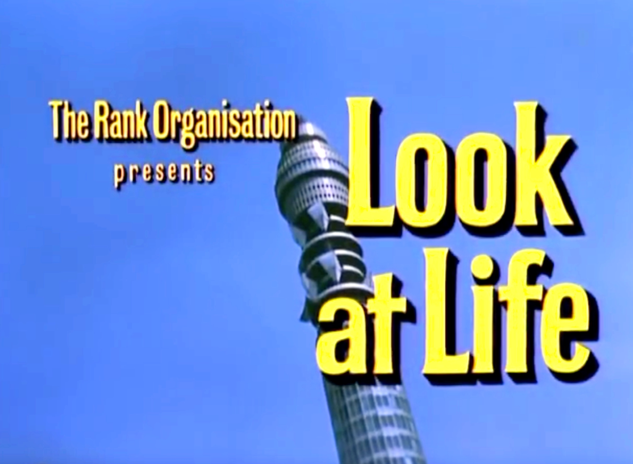 London Films and Documentaries: Look at Life: Eating High (1966)