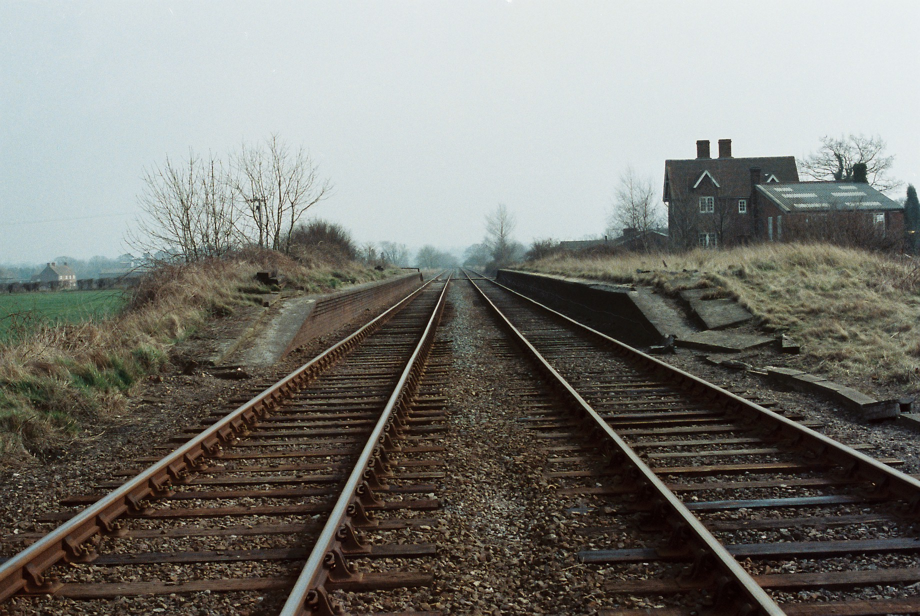 Verney Junction pictured in 1983 (image: Wikipedia)