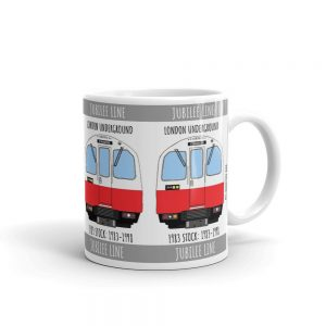 London Tube 1983 Stock mug