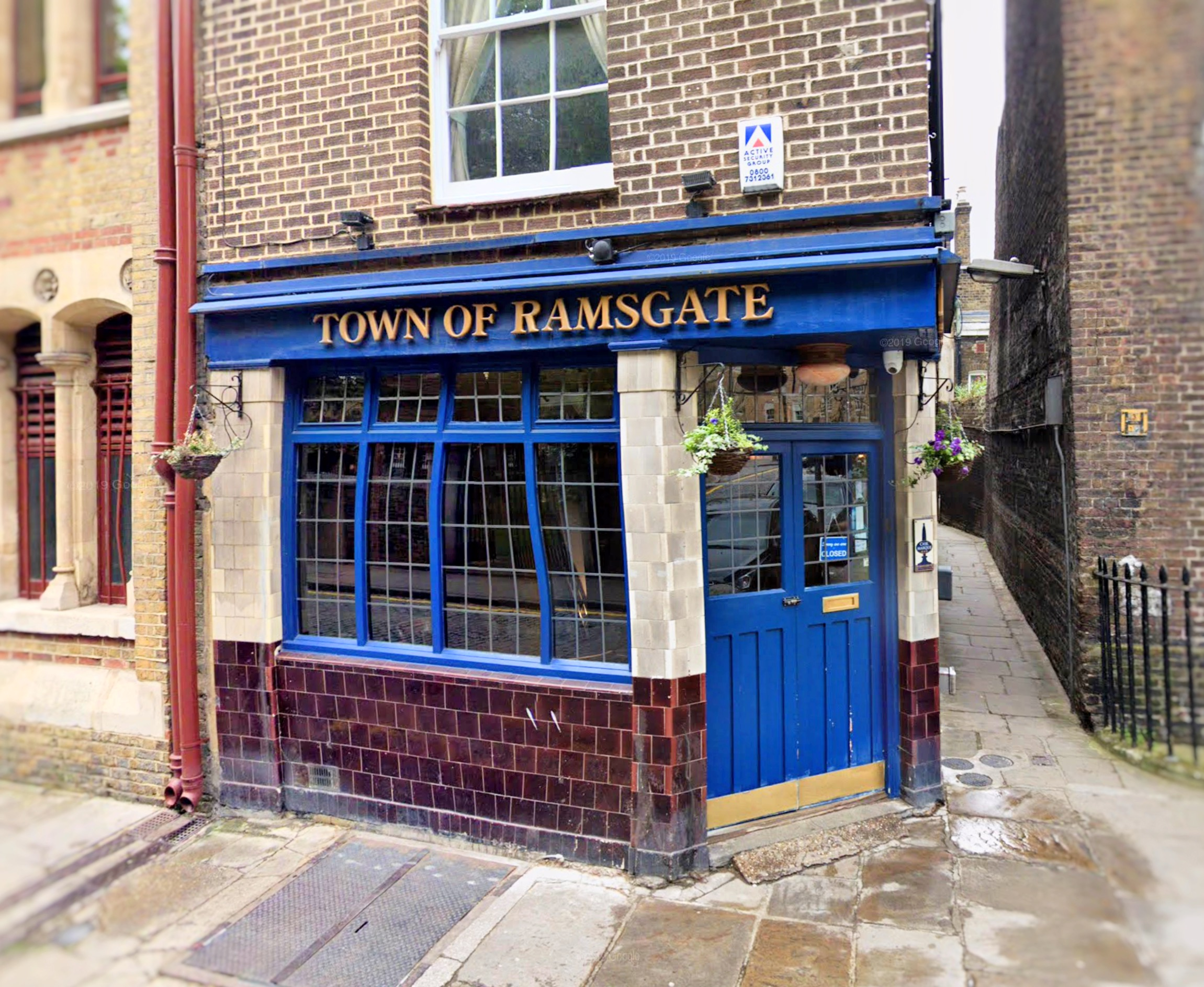 London pub: The Town of Ramsgate