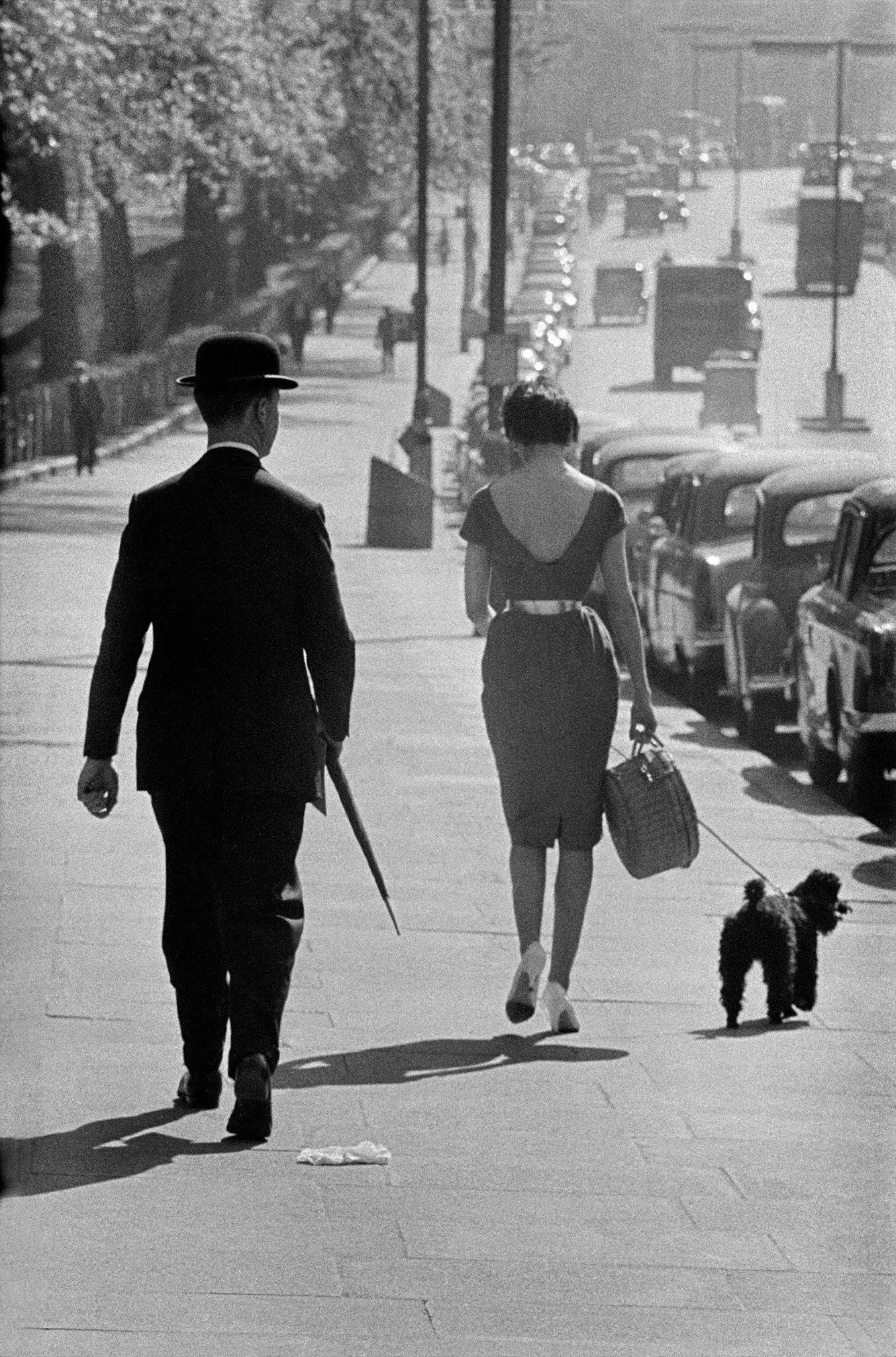 London Piccadilly, 1959