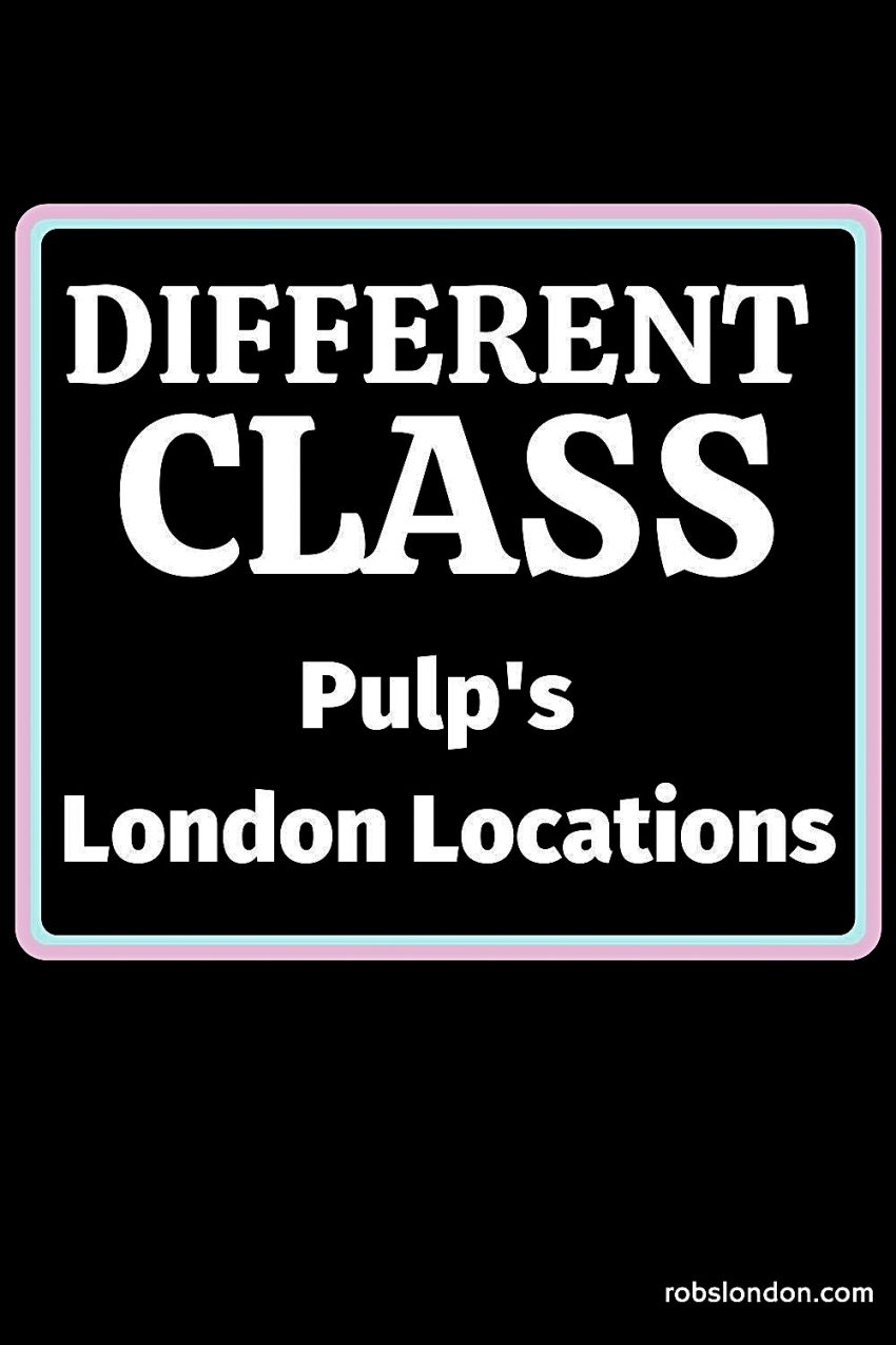 Different Class Pulp Locations
