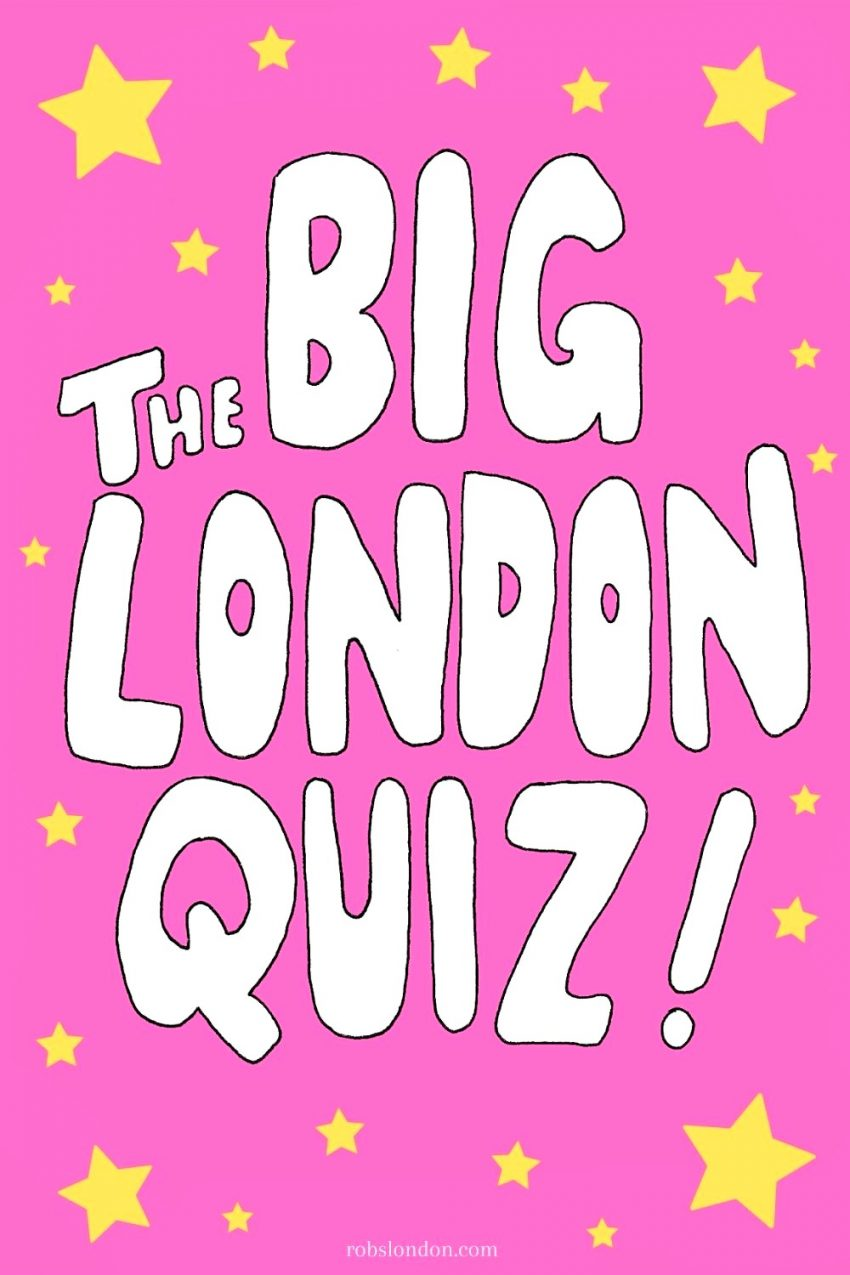 The Big London Quiz