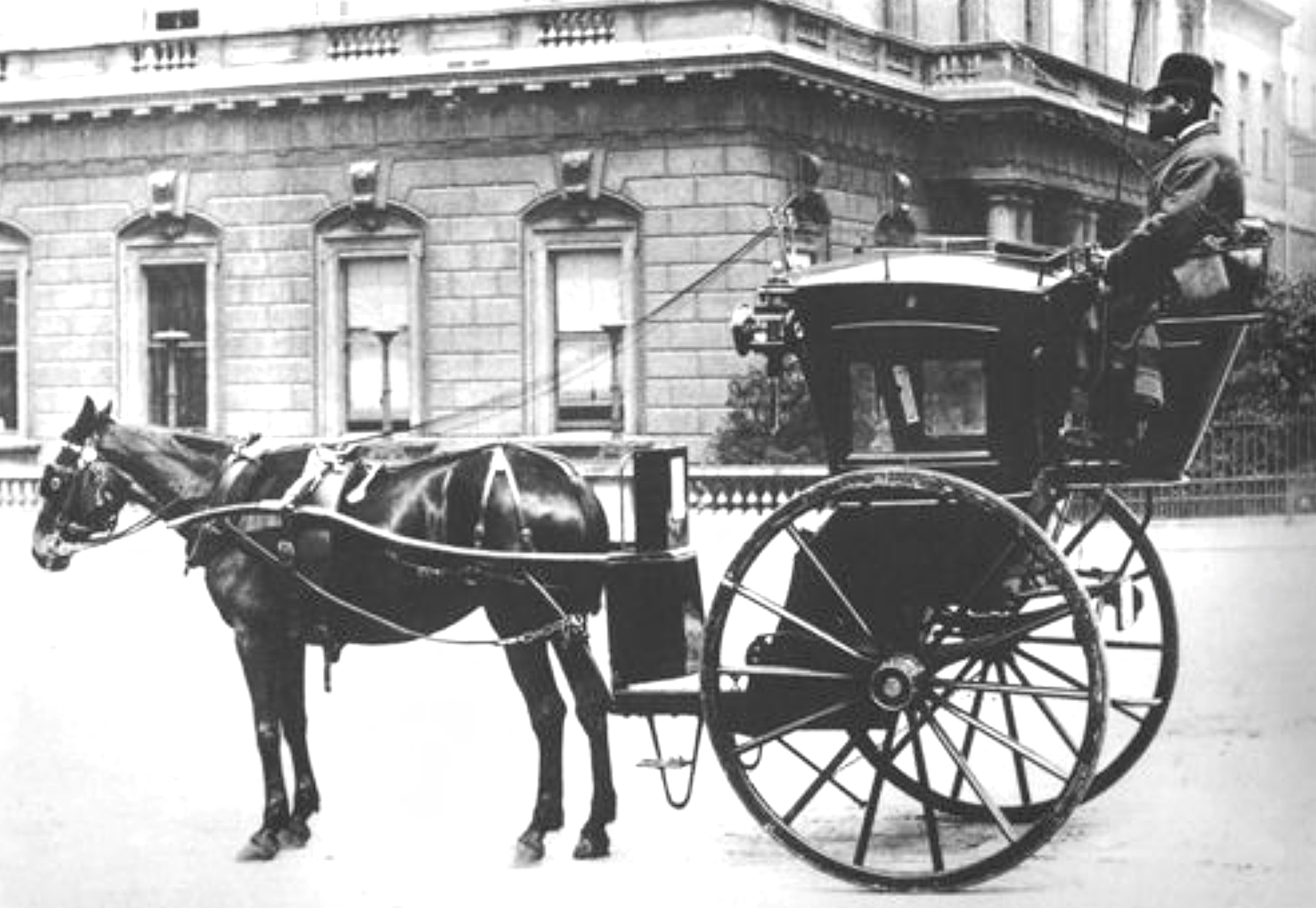 London Hackney Carriage