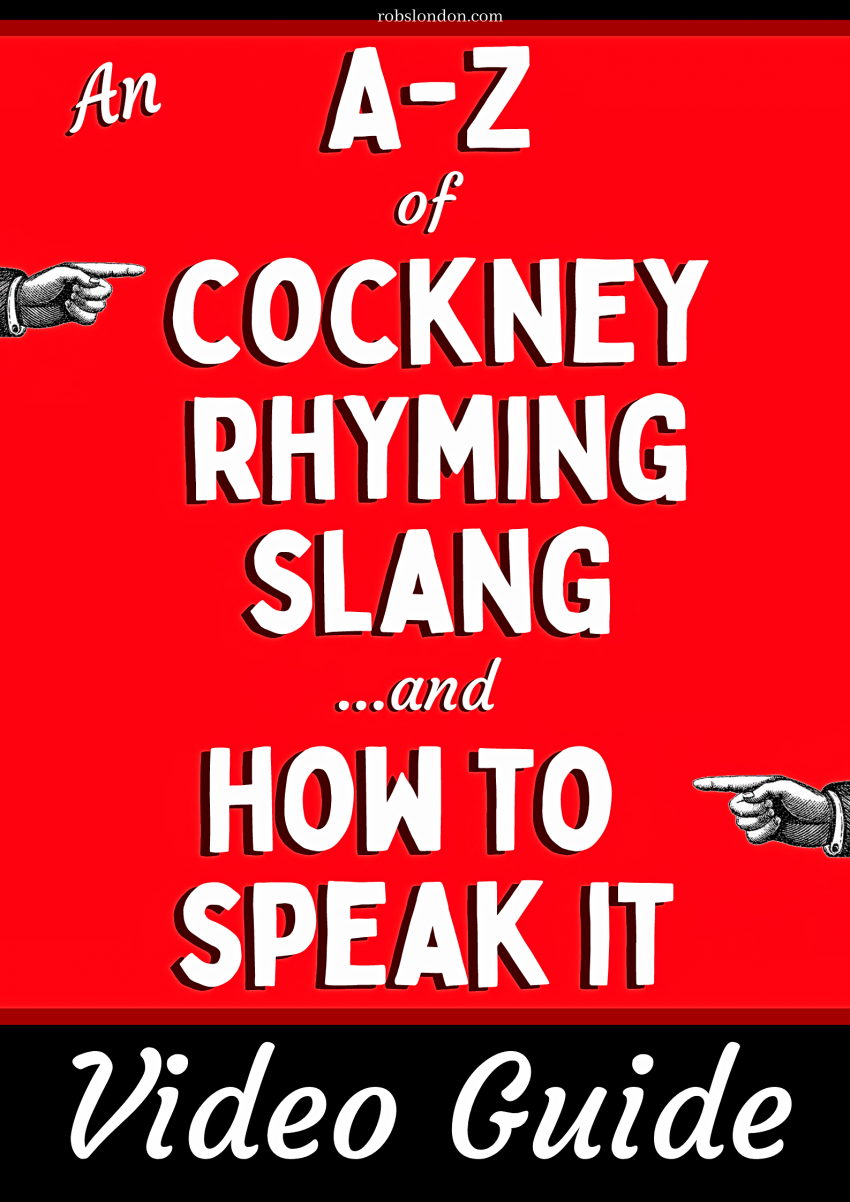 An A-Z of Cockney Rhyming Slang: And how to speak it