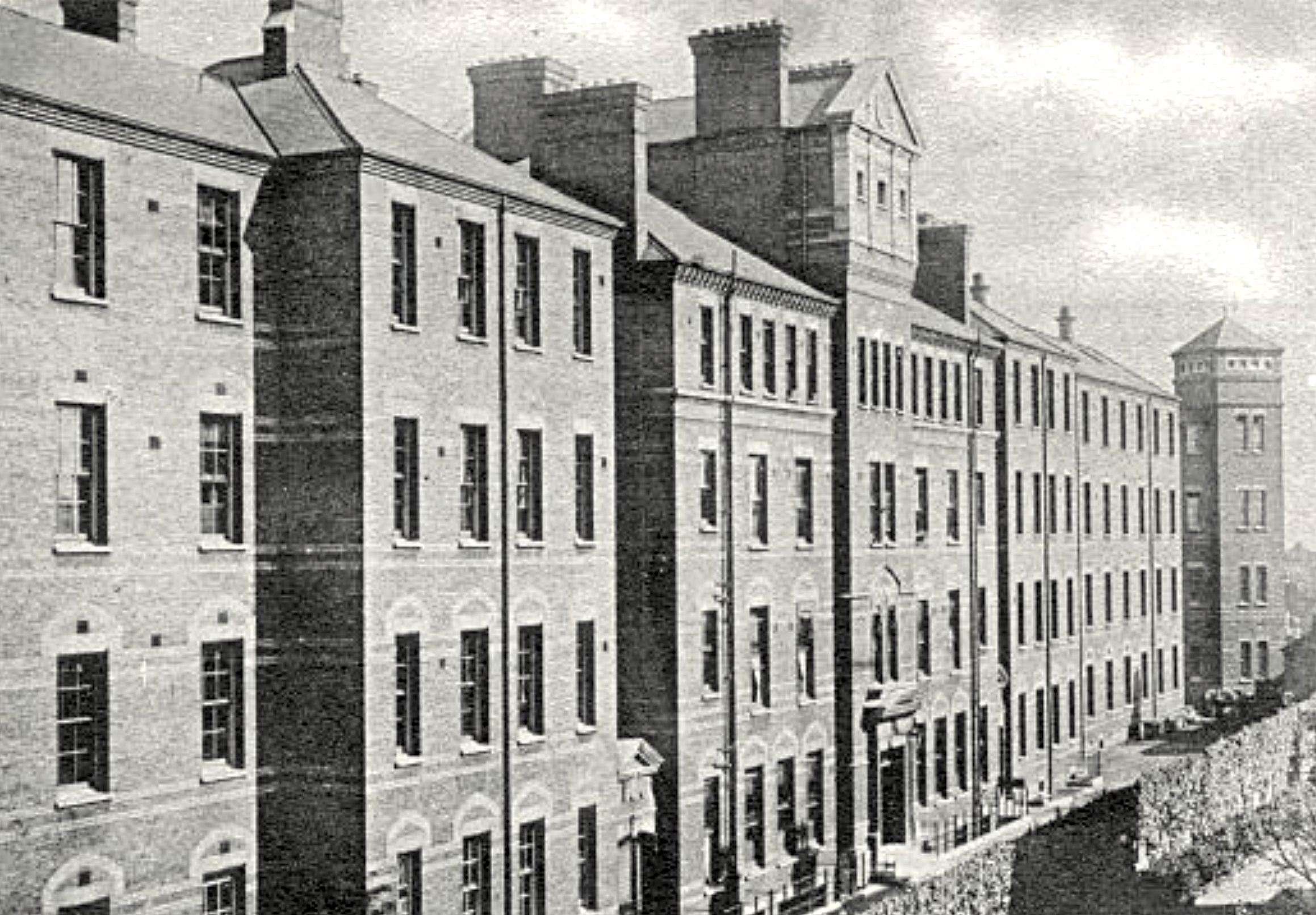 Paddington Workhouse