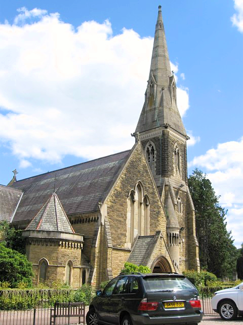 New Southgate Cemetery Chapel