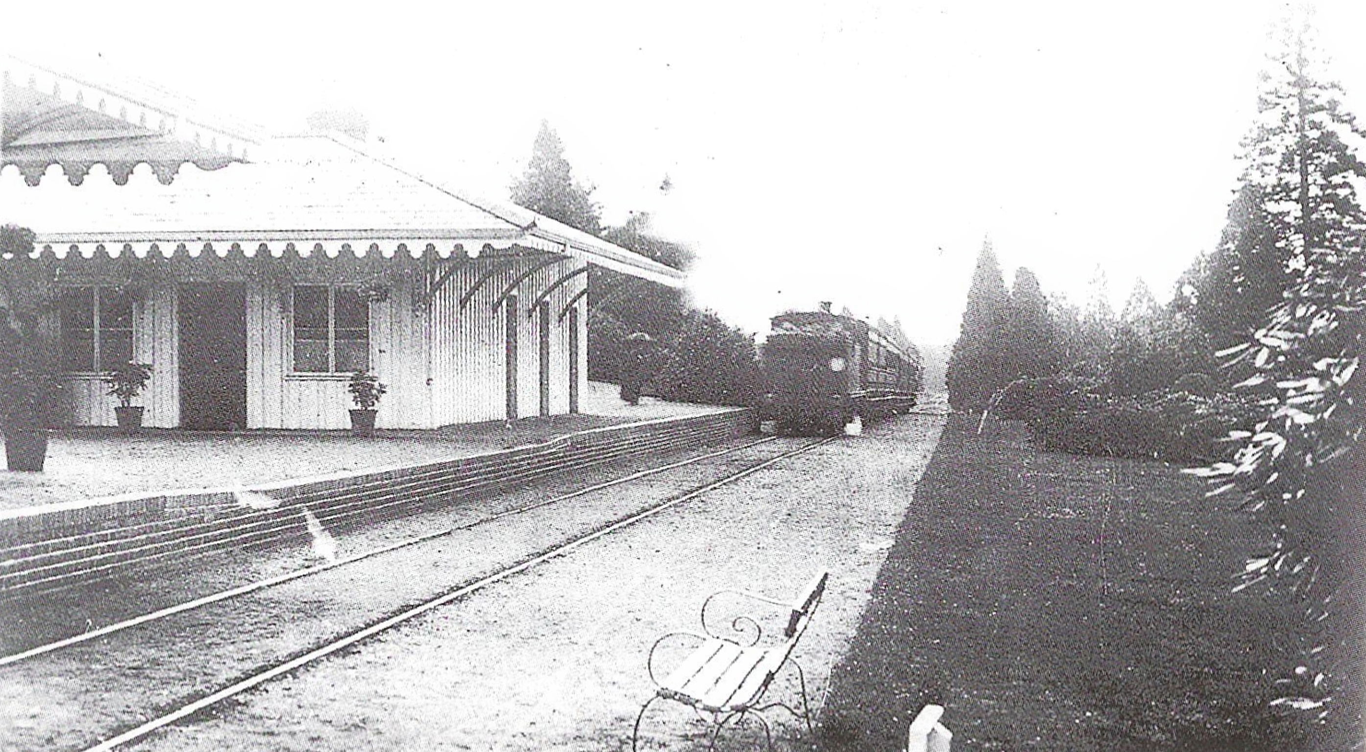Brookwood Cemetery North Station