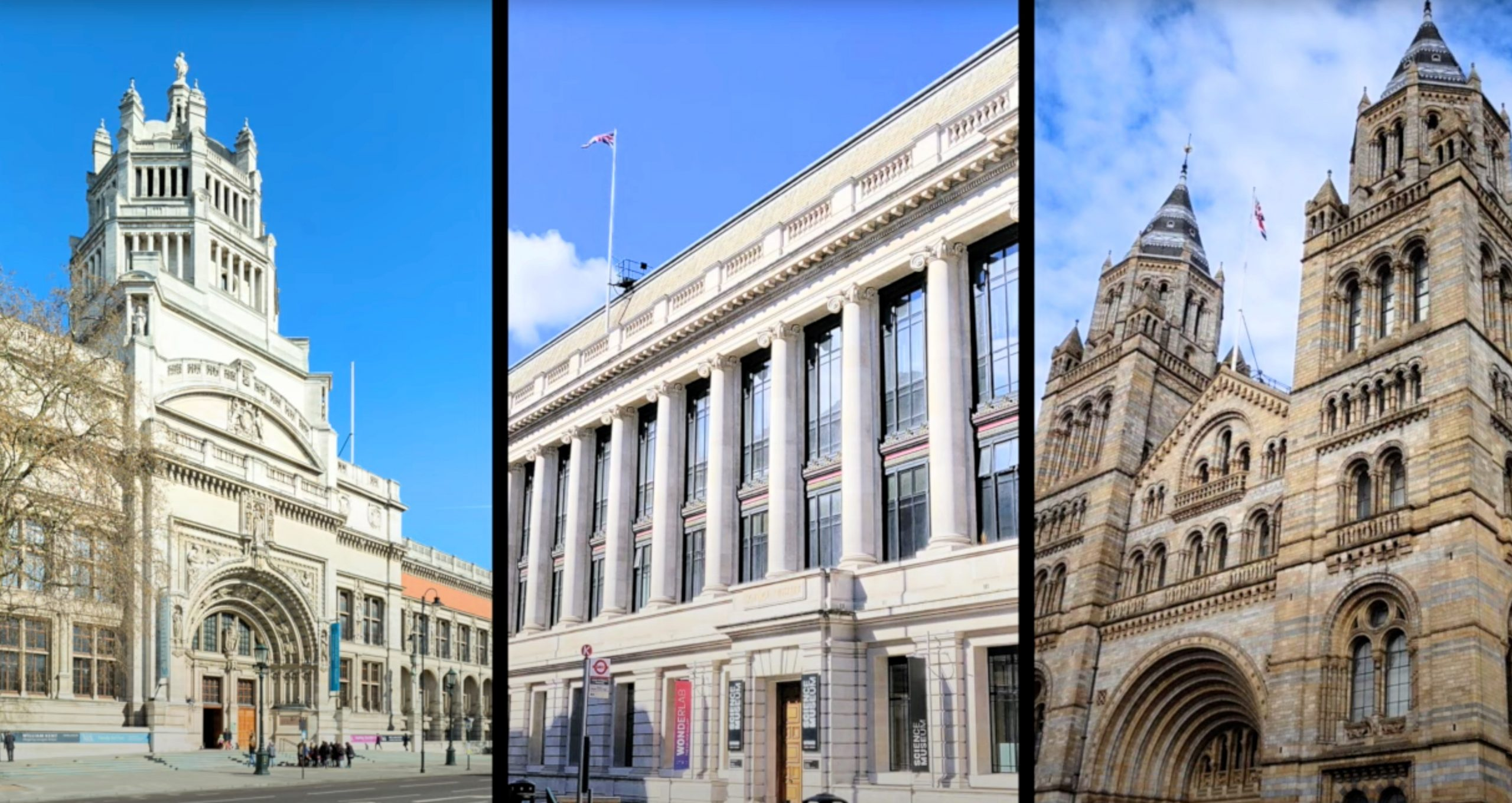 Museums founded by the Great Exhibition